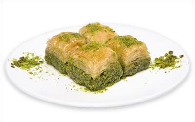 Baklava mit Pistatzien