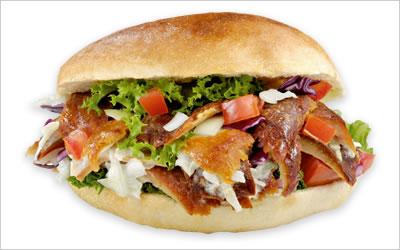 Döner Sandwich